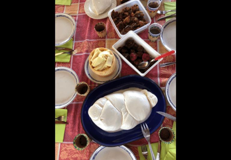 Pranzetto da Zia | l'intensità del tornare